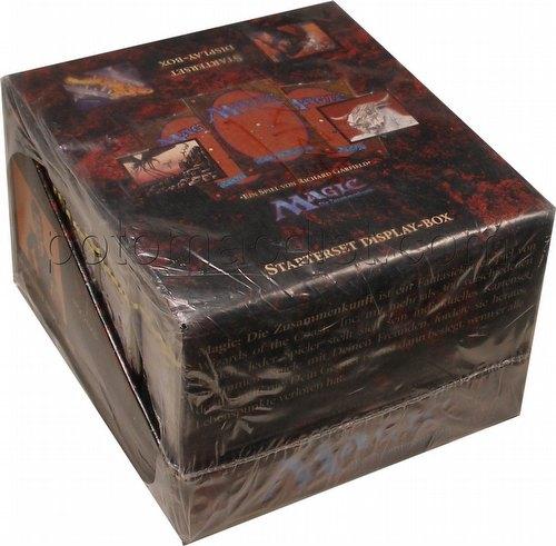 Magic the Gathering TCG: 4th Edition Starter Deck Box [German]