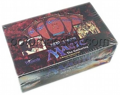 Magic the Gathering TCG: 4th Edition Booster Box [Korean]