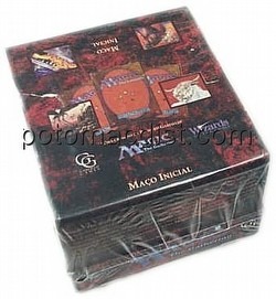 Magic the Gathering TCG: 4th Edition Starter Deck Box [Portuguese]