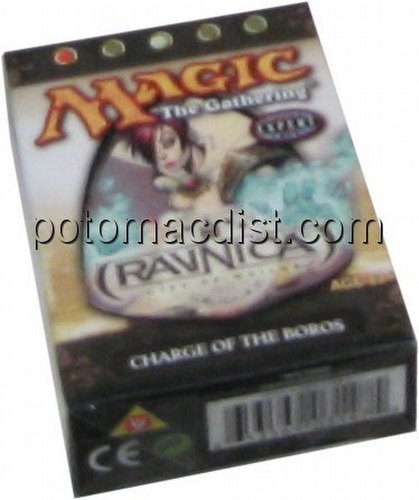 Magic the Gathering TCG: Ravnica City of Guilds Charge of the Boros Theme Starter Deck