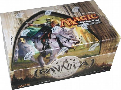 Magic the Gathering TCG: Ravnica City of Guilds Theme Starter Deck Box