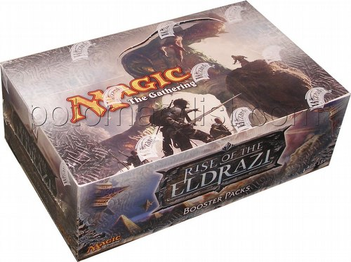 Magic the Gathering TCG: Rise of the Eldrazi Booster Box