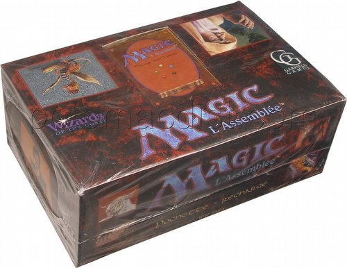 Magic the Gathering TCG: Renaissance Booster Box [French]