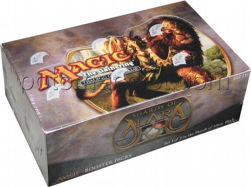 Magic the Gathering TCG: Shards of Alara Booster Box