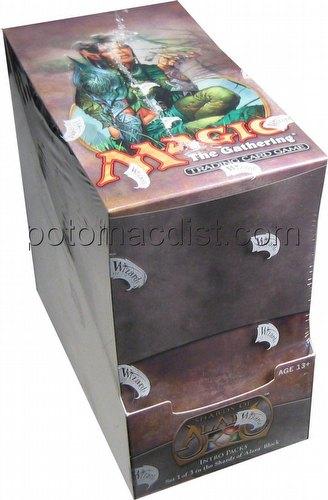 Magic the Gathering TCG: Shards of Alara Intro Pack Box