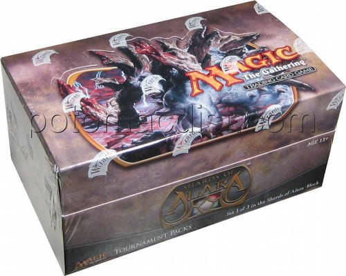 Magic the Gathering TCG: Shards of Alara Tournament Starter Deck Box