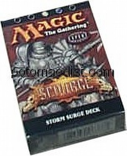 Magic the Gathering TCG: Scourge Storm Surge Starter Deck