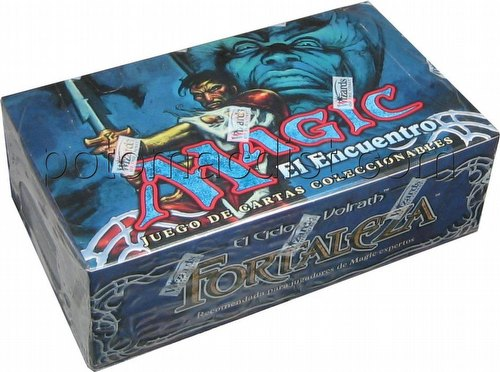 Magic the Gathering TCG: Stronghold Booster Box [Spanish]