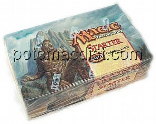 Magic the Gathering TCG: Starter Booster Box