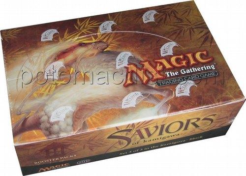Magic the Gathering TCG: Saviors of Kamigawa Booster Box