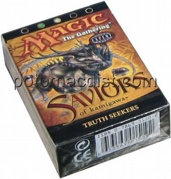 Magic the Gathering TCG: Saviors of Kamigawa Truth Seekers Starter Deck
