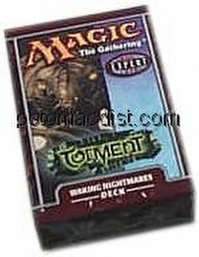Magic the Gathering TCG: Torment Waking Nightmares Starter Deck