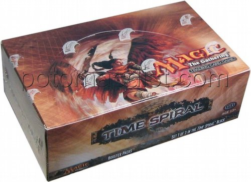 Magic the Gathering TCG: Time Spiral Booster Box