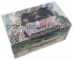 Magic the Gathering TCG: Tempest Starter Deck Box