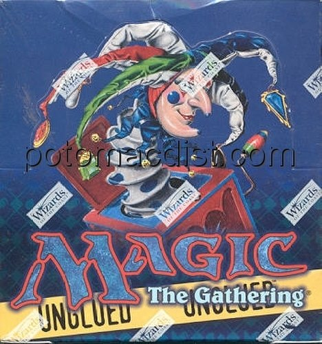 Magic the Gathering TCG: Unglued Booster Box