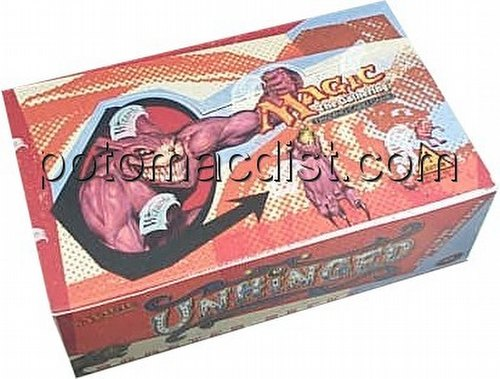 Magic the Gathering TCG: Unhinged Booster Box
