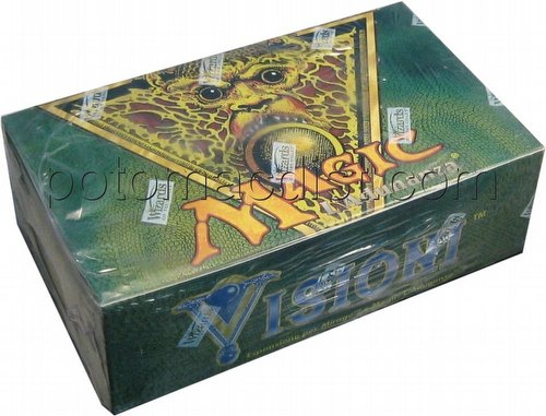 Magic the Gathering TCG: Visions Booster Box [Italian]