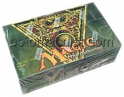Magic the Gathering TCG: Visions Booster Box [Korean]