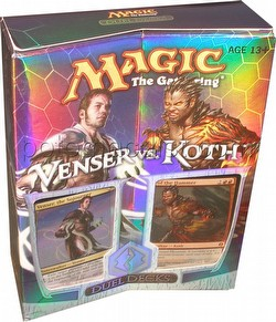 Magic the Gathering TCG: Duel Deck Set Vensar vs. Koth