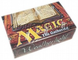 Magic the Gathering TCG: Weatherlight Booster Box