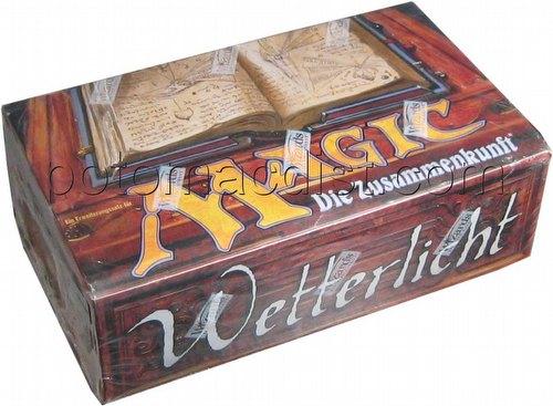 Magic the Gathering TCG: Weatherlight Booster Box [German]