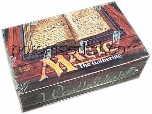 Magic the Gathering TCG: Weatherlight Booster Box [Korean]