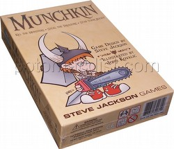 Munchkin Card Game (2010 Revised Edition)