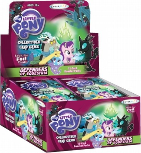 My Little Pony CCG: Defenders of Equestria Booster Box