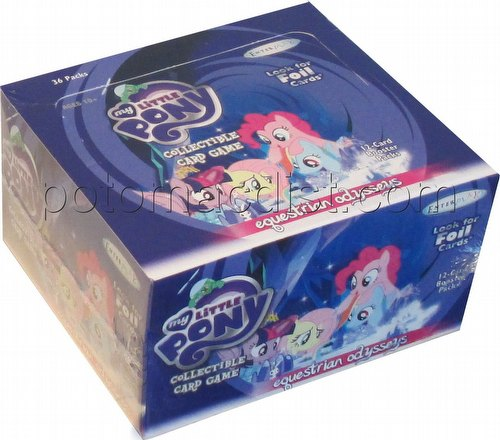 My Little Pony CCG: Equestrian Odysseys Booster Box