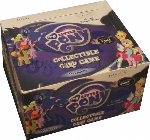 My Little Pony CCG: Premiere Edition Booster Box