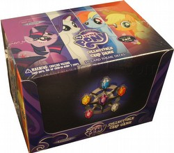 My Little Pony CCG: Premiere Edition Theme Deck Box