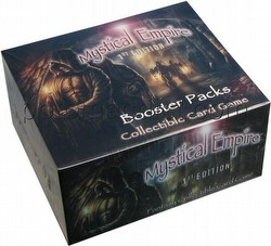Mystical Empire CCG: Booster Box [1st Edition]