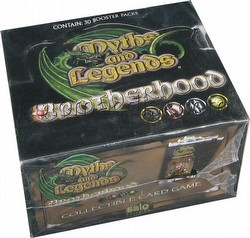Myths & Legends: Brotherhood Booster Box [Salo]