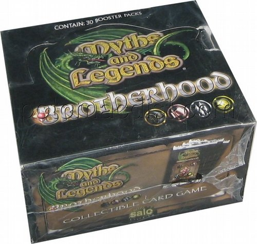 Myths & Legends: Brotherhood Booster Box [Salo]