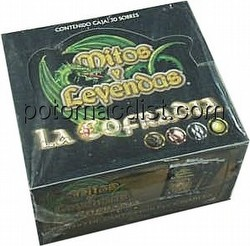 Myths & Legends: Brotherhood Booster Box [Spanish]