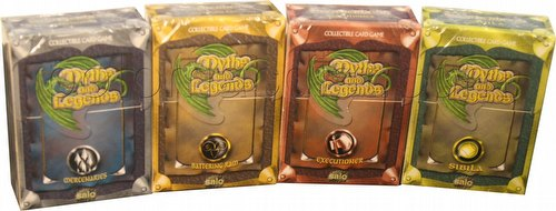 Myths & Legends: Brotherhood Starter Deck Set [4 decks]