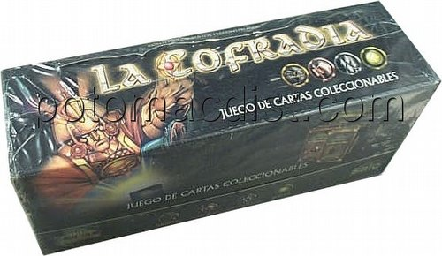 Myths & Legends: Brotherhood Starter Deck Box[Spanish]