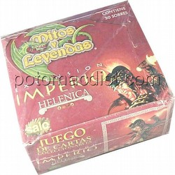 Myths & Legends: Empire Booster Box [Spanish]