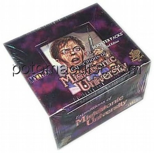Mythos Collectible Card Game [CCG]: Expeditions of Miskatonic University Booster Box