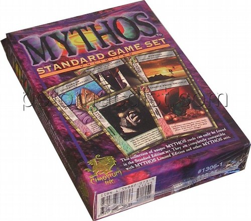 Mythos Collectible Card Game [CCG]: Standard Game Set