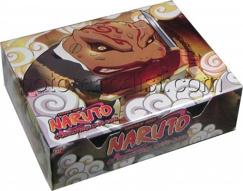 Naruto: Approaching Wind Booster Box [1st Edition]