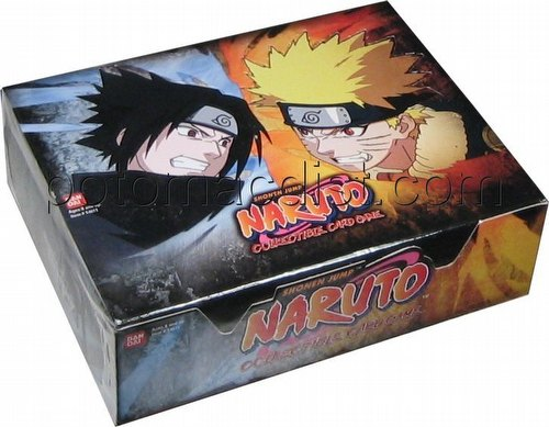 Naruto: Battle of Destiny Booster Box [Unlimited]