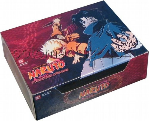 Naruto: Coils of the Snake Booster Box [1st Edition]