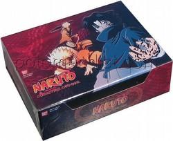 Naruto: Coils of the Snake Booster Box [Unlimited]