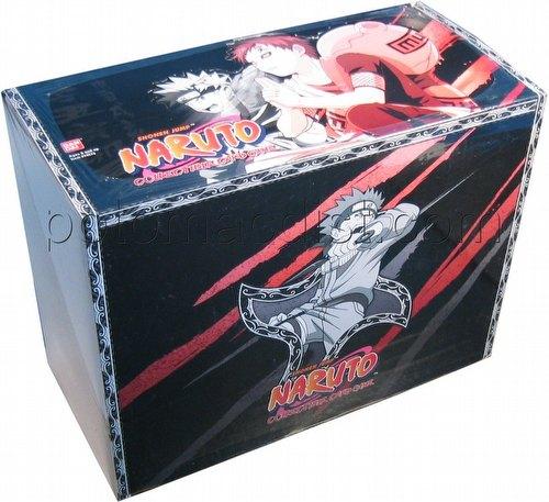 Naruto: Curse of the Sand Theme Starter Deck Box