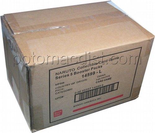 Naruto: Dream Legacy Booster Box Case [1st Edition/6 boxes]