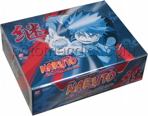 Naruto: Dream Legacy Booster Box [Unlimited]