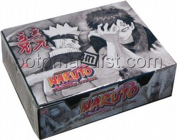 Naruto: Eternal Rivalry Booster Box [1st Edition]