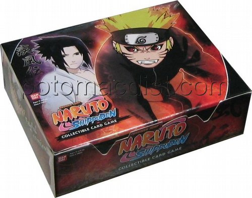 Naruto: Fateful Reunion Booster Box [1st Edition]