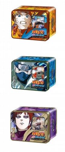 Naruto: Guardian of the Village Tin Case [12 tins]